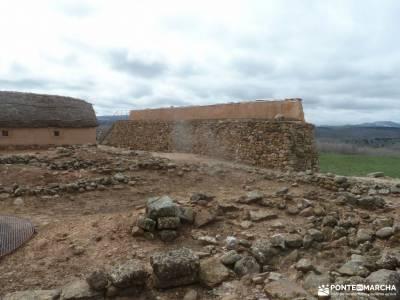Yacimiento Numancia y Villa Almazán;maladeta parque regional de la cuenca alta del manzanares geopa